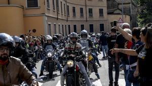 In 30mila a Moto Guzzi Open House 2019