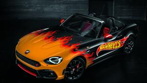 Hot Wheels Abarth arriva al Bovisa Drive-in di Milano in un'area di intrattenimento di 10mila metri quadri. Progetto firmato Re.rurban Studio in collaborazione con Makers Hub e YouPARTI