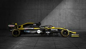 DP World diventa partner logistico globale e title partner di Renault F1 Team