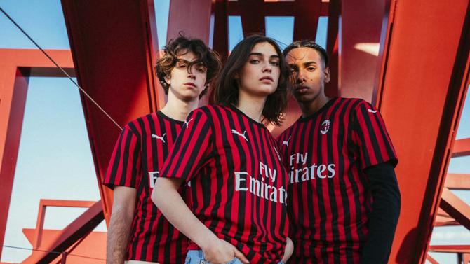 PUMA CELEBRATES THE LEGACY OF 1969 WITH NEW AC MILAN HOME KIT 2