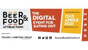 Italian Exhibition Group lancia 'The Digital Event for Eating Out'