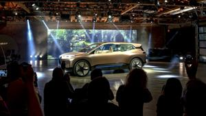 Vok Dams worldwide stages the new flagship of BMW