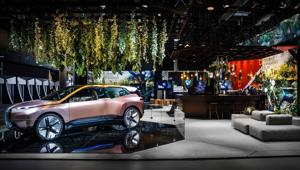 Vok Dams supports Bmw at the Mobile World Congress 2019