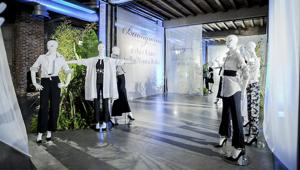 Match Picture Italia firma il party di lancio della capsule collection donna di Camicissima
