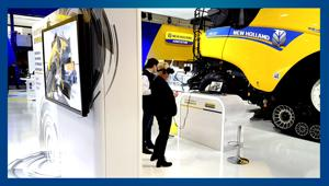 Realtà virtuale per New Holland ad Agritechnica 2017 con Triplesense Reply e Forge Reply