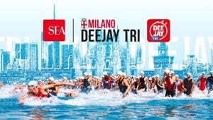 Herbalife Nutrition partner della Deejay Tri, festa del triathlon nata dalla collaborazione tra Radio Deejay e TriO Events