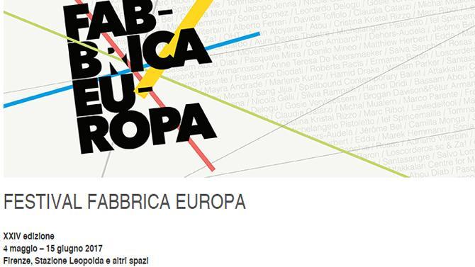 Florence Festival fabbrica europa