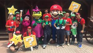Nintendo protagonista a Gardaland Park con You Events