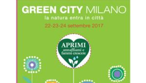 Green City 2017, Orticola di Lombardia e 5Vie si uniscono in 'Rifiorire'