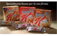 Le nuove barrette Kellogg's Special K on air con JWT