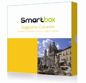 Smartbox lancia i nuovi cofanetti - ADC Group