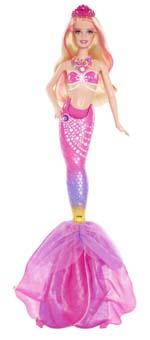Barbie La Principessa Delle Perle In Anteprima Allacquario Di