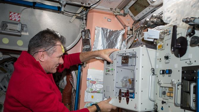 ISSpresso Machine