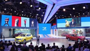 Jetta at Auto Shanghai 2019
