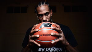 New Balance diventa un partner marketing ufficiale dell'NBA