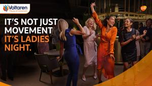 GSK Consumer Healthcare lancia la campagna globale 'The Joy of Movement' per Voltaren. Firma Publicis
