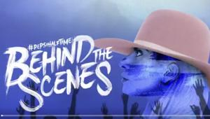 Super Bowl, Pepsi pubblica su Twitter il video con il 'Behind the scenes' di Lady Gaga