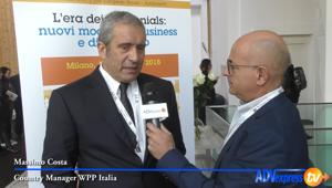 Massimo Costa, Country Manager WPP Italia