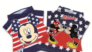 Al via Summer Poncho Disney, la nuova in store promotion Original Marines dedicata all'estate 2019