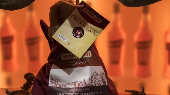 H A Europe Ha Curato Presso La Terrazza Aperol Di Milano