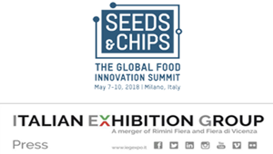 Le nuove frontiere della food innovation: Seeds&Chips e Italian Exhibition Group insieme per Sigep e BeerAttraction