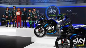 Dainese Group e Sky Racing Team vr46 insieme per la stagione 2019