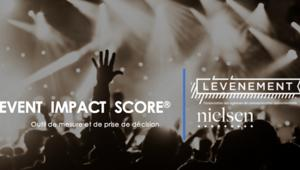 Lévénement and Nielsen have developed the first global valuation tool for events: The Event Impact Score