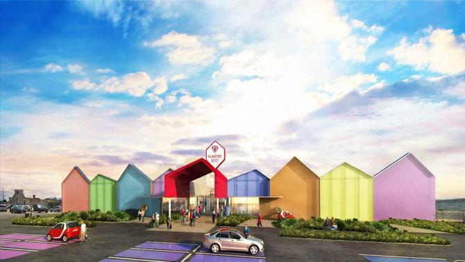 Valmontone Outlet inaugura una nuova Food Court di 3.000 mq