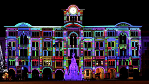 Le nuove frontiere del Video mapping e del Visual 3D Disc jokey per l'entertainment e il marketing: se ne parla il 26 giugno all'Istituto Numen & Fablab di Milano