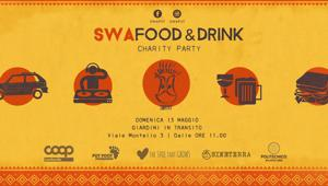 'SWAfood & drink', il Charity Party per aiutare i bambini dell'Africa meridionale. Coop Lombardia è Food Partner